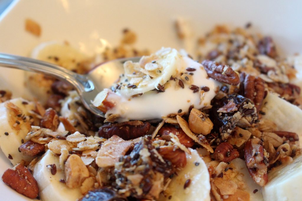 Easy Gluten and Dairy-Free Granola