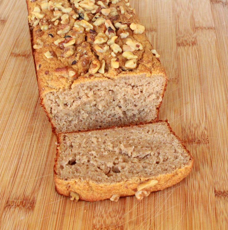 Banana Bread-No added sugar